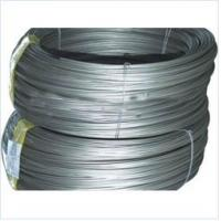 Wholesale 202 Hardened / Soft Stainless Steel Wire Rod Route - Wire For Clothing Accessories / Ornaments from china suppliers