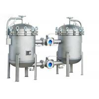 Wholesale V Clamp Hinged SS Micron Filter Housing Size Customized For Water Treatment from china suppliers
