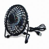Quality USB Fan with 5V DC Power Supply and 1.2m Cable Length for sale