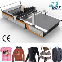 Wholesale Automatic CNC Textile Roll Fabric Cloth Cutter Cutting Machine with Fabric Spreader Price from china suppliers