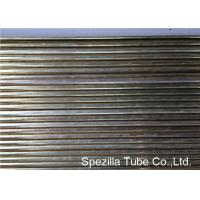 Wholesale Heat Treatment Copper Nickel Tube Heat Exchanger piping OD 4.00MM - 76.2MM from china suppliers