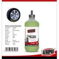 Wholesale Non Flammable Emergency Tyre Repair Liquid , Anti Freezing Car Tire Sealant from china suppliers