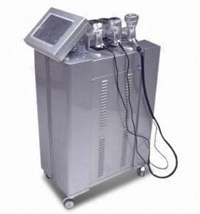 Wholesale RF Ultrasound Cavitation Slimming Machine 20J -500J Energy Density from china suppliers
