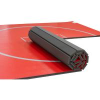 Wholesale Commercial Non Slip Exercise Floor Mats With Anti-Skid , Anti Vibration from china suppliers
