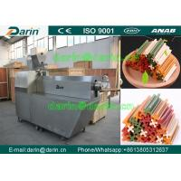 Wholesale Singe Screw  Dog Food Extruder Feed Pellet Production Line with CE ISO certificate from china suppliers