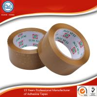 Wholesale heat resistant strong adhesive synthetic rubber kraft paper tape water activated from china suppliers