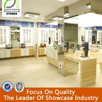 Wholesale Interior Display Showcase Designs Of Optical Shops from china suppliers