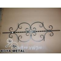 Quality Ornamental Forged Iron for sale