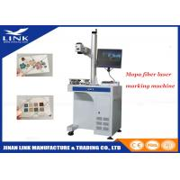 Wholesale Fiber Laser CNC Marking Machine with Maxphotonics Mopa from china suppliers