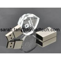 Wholesale USB Flash Drives Bulk Cheap Crystal USB Memory Sticks, New Model Pen Drive USB3.0 Version from china suppliers