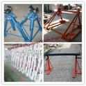 Wholesale Mechanical Drum Jacks,Cable Drum Trestles,Made Of Cast Iron from china suppliers