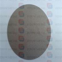 Wholesale titanium metal porous plate for hydrogen generators H2 industry from china suppliers