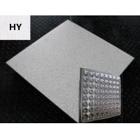 Wholesale 600×600×35mm Steel Raised Floor Imported Glue With Antistatic HPL from china suppliers