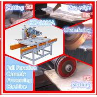 Quality Full Function Manual Porcelain Tiles Cutting Machine Cutting Polishing Machine for sale