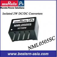 Buy cheap Stock for NML0505SC (Murata-ps) DC-DC Converters from wholesalers
