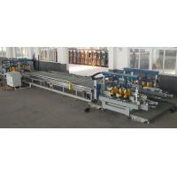 Wholesale 1300 mm Flat Glass Edging Machine For Glass Two Sides Straight Line Edges from china suppliers