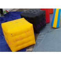China Durable PVC Blow Up Water Duckweed Toy CE Approved Inflatable Buoy For Water Park on sale