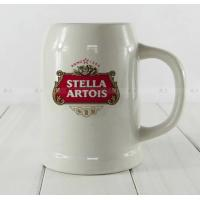 Wholesale EXPORT beer mug ceramic cup custom LOGO for your design from china from china suppliers