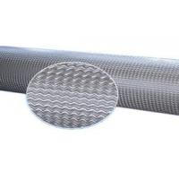 Wholesale Custom Wave Line Type Anilox Roller For Plastic Sheet , Board Surface Embossing from china suppliers