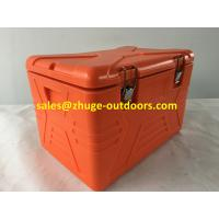 Wholesale Thermal Roto Molded 55 Liter PU Insulation Plastic Ice Cooler Box from china suppliers