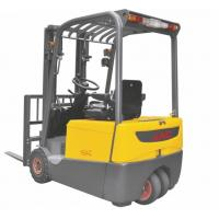 Wholesale 2 Ton Three Wheel Electric Forklift , Electric Warehouse Forklift Lifting Equipment from china suppliers
