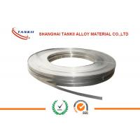 Wholesale 0.3mm Thickness Resistance 1.45  FeCrAl Alloy Element Heating Strip 0Cr26Al6Nb from china suppliers