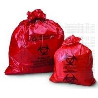 Wholesale Medical waste bags, collection bags, waste sacks, poop bag, litter bag, trash bags from china suppliers