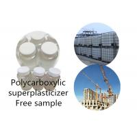 Wholesale Polycarboxylic Superplastic 50% 40% Concrete Water Reducing Admixture High Initial Strength from china suppliers
