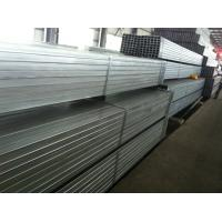 Wholesale 10*10mm Carbon Weld Square Steel Pipe For Boiler , Gas Thin Wall 10*2000mm from china suppliers