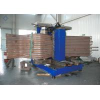 Quality Horizontal / Vertical Membrane Panel Bending Machine for Industrial Boiler for sale