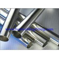 Wholesale Thin Wall Stainless Steel Tubing TP317 / TP317L / TP317LN / 1.4438 / EN10204-3.1 from china suppliers