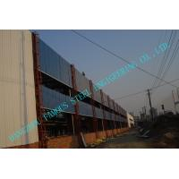 Wholesale Galvanized Steel Structure Pre-engineered Buildings With Wall Cladding Panel from china suppliers