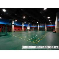 Wholesale Waterproof Anti Slip Interlocking Sports Tennis Court Flooring Surface from china suppliers