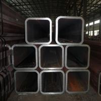 Wholesale 20Cr, 40Cr, 20CrMo Seamless Square Steel Tubing, Rectangular Steel Pipe 3 - 40 Mm Thickness from china suppliers