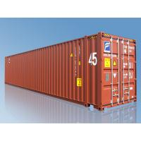 Wholesale ISO 45ft Standard Shipping Container , Full Access / Swing Door Container from china suppliers