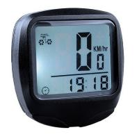 Wholesale Digital LCD Back-light Bicycle Computer Speedometer from china suppliers