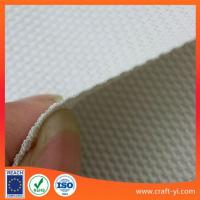 Wholesale textilene solar screen fabric in white color 2X1 woven wires from china suppliers