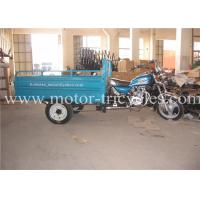 Wholesale Durable Frame 3 Wheel Motorized Cargo Trike Motorcycle 3250mm X 1210mm X 1350mm from china suppliers