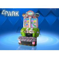 Wholesale Newest Kids Coin Operated Baby Swat 3 Car Racing Game Machine from china suppliers