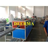 Wholesale Plastic Profile Production Line Three Rails Sliding UPVC Window Making Machine from china suppliers