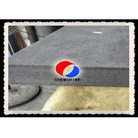 Wholesale Fire Resistant Rigid Graphite Board Used In Vacuum Copper Melting Furnace from china suppliers