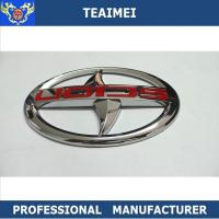 Wholesale Chrome Body Sticker Car Badge Logos Longer Working Life No Easy To Scratch from china suppliers