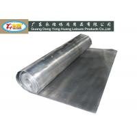 Wholesale 2MM Thickness Lead Radiation Shielding , Pure lead sheet for x-ray room from china suppliers