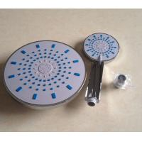 Wholesale Rainful Wall Mounted Bath Shower Set , Double Combination Shower Head And Handheld from china suppliers