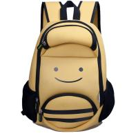 Wholesale Smile Face Small Child Backpack , Custom Kids Backpacks For Preschoolers from china suppliers