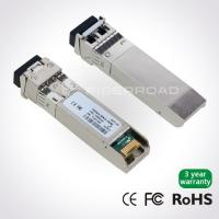 Wholesale 10G DWDM Optical SFP+ Optical Transceiver Module Long Distance For 40KM from china suppliers