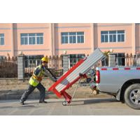Wholesale Compact / portable Manual Material Lift with Manual one speed winch from china suppliers