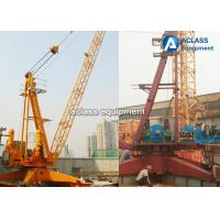 Wholesale Low Noise Load Lifting Building Materials Derrick Crane 8 Tons With Fixed Base from china suppliers