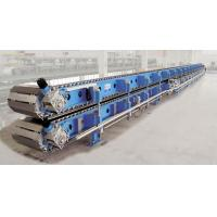 Wholesale High Strength PU Sandwich Panel Machine Line With 8 - 12m / Min Productivity from china suppliers