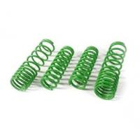 Wholesale Green Alloy Steel Car Suspension Springs , Auto Suspension Coil Springs from china suppliers